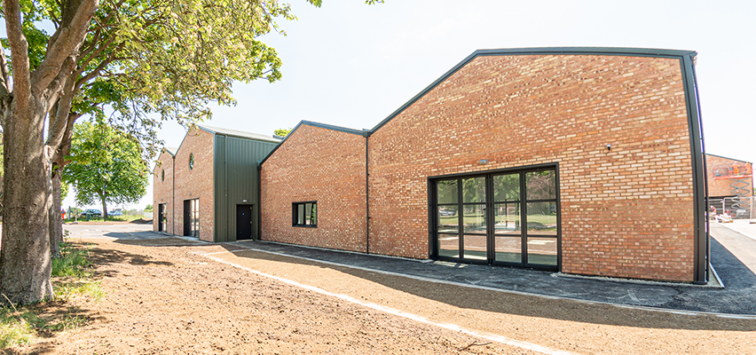 Bicester Heritage unveils The Command Works, an extension to Technical Site