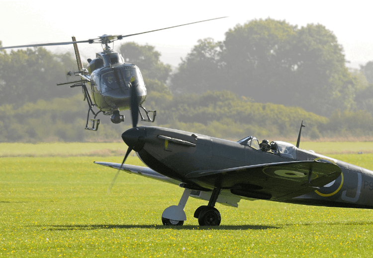 The Bicester Aerodrome Company Takes Off